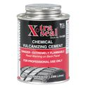 Xtra Seal Chemical Vulcanizing Cement (Flammable) 8 oz (236ml)