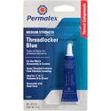 Permatex® Medium Strength Threadlocker Blue 6 ml tube