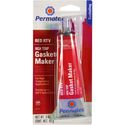Permatex® High-Temp Red RTV Silicone Gasket Maker 3 oz. tube, carded