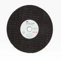3M Green Corps Cut-Off Wheel, 3 inch x 1/16 inch x 3/8 inch, 01990, 5 per pack