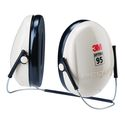 3M PELTOR Optime 95 Behind-the-Head Earmuffs, H6B/V