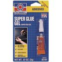 Permatex Super Glue Gel, 2 g tube, carded, 82191