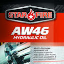 Starfire AW46 Hydraulic Oil, 55 Gallon Drum