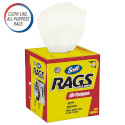 Scott Shop Rags, Rags in a Box, Box of 200 Rags